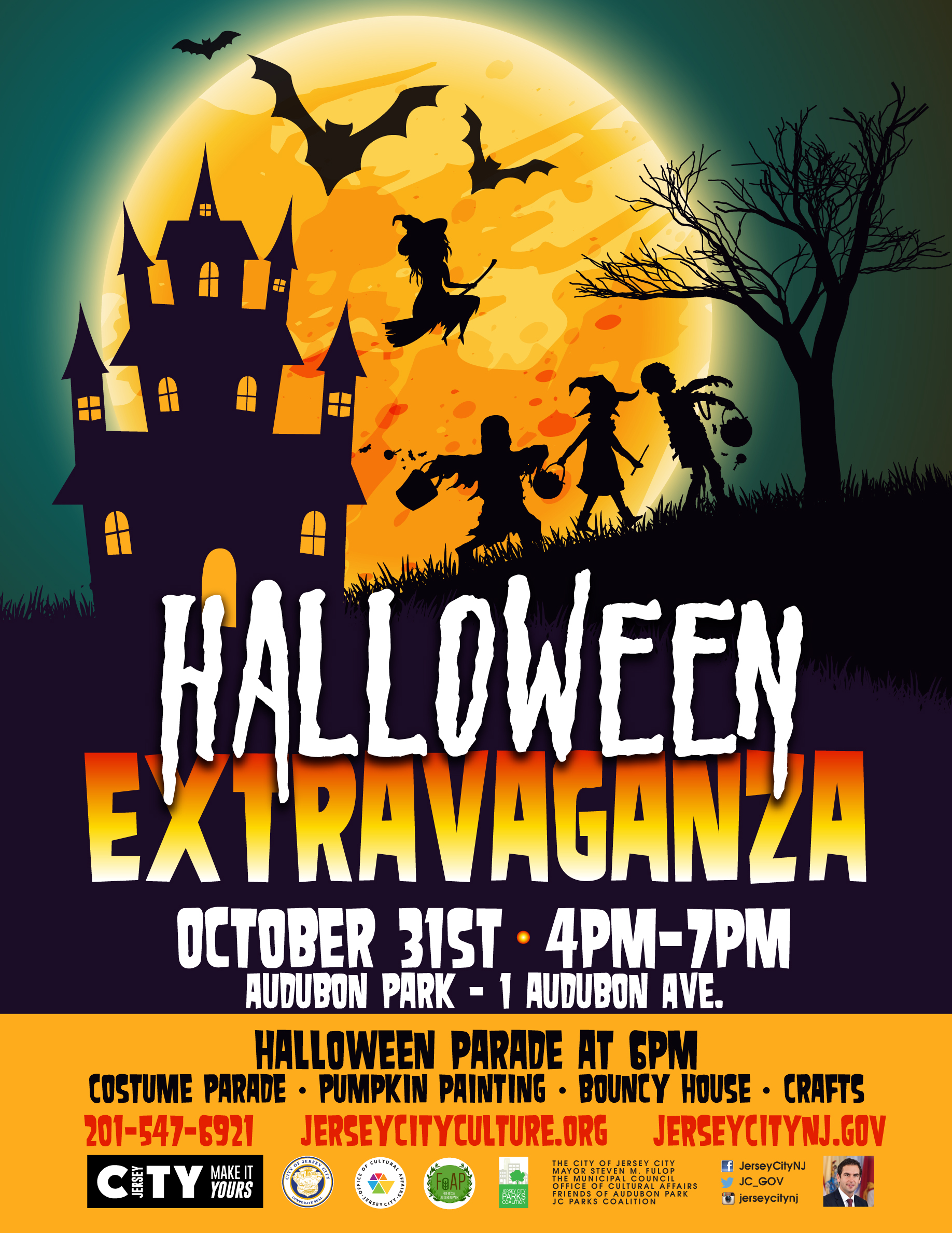 Halloween Extravaganza - The Office of Cultural Affairs